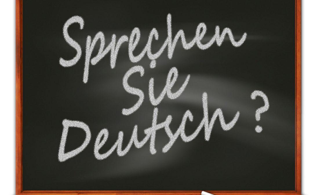 Studiare il tedesco è difficile? Ecco la mia opinione